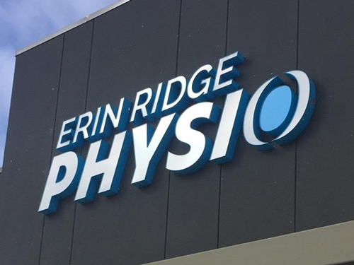 Exterior Building Signage Channel Lettering Sign Cabinets Halo Letters Flush Mount Signage Raceway Mounted Signage