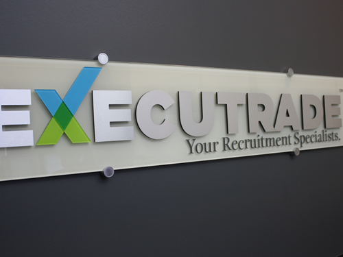 Dimensional Logos & Letters Acrylic Lettering Metal Lettering Channel Letters Halo Lit Letters